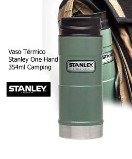 Vaso Termico Stanley 354 Ml Verde Original