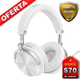 Bluedio T4 Bluetooth 4.2 Headphones/cancelación De Ruido