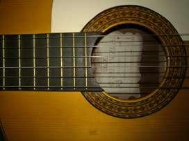 Guitarra miguel angel... española