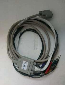 Cable Ecg Para Electrocardiografo Biocare Ecg-101