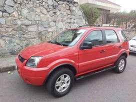 De oportunidad Vendo Ford Ecosport 2005 placas del Guayas