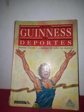 Libro Guinnes de Deportes
