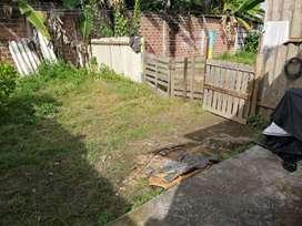 venta de casa con patio en ciudadelaTiguinsa, Banco de Arena