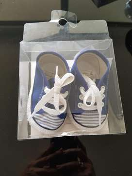 Zapato de bebé Recien Nacido Casi Nuevos