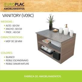 VANITORY (Modelo V09C)