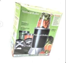 Natural Bullet Familiar Procesador Alimentos Extractor