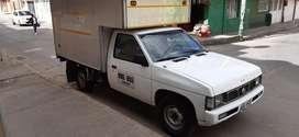 Camioneta Furgon Nissan
