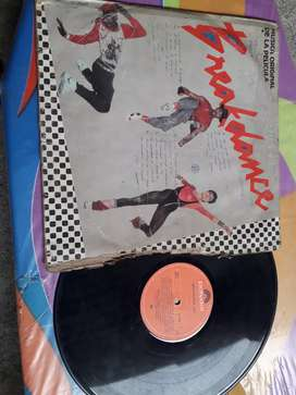 Disco de Vinilo Breakdance