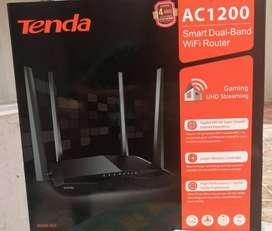 Router  WI-FI Tenda AC6 Doble Banda