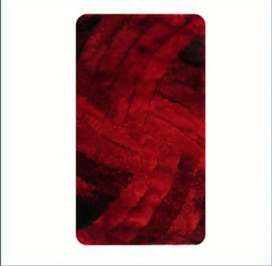 Tapete cuperz 3D 150 X 220 rojo