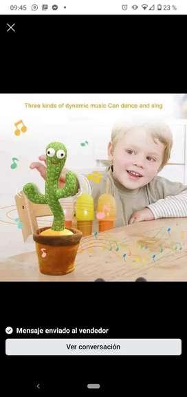 Cactus bailarín