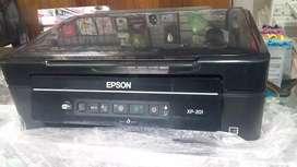 Impresora Epson xp201 perfecto estado