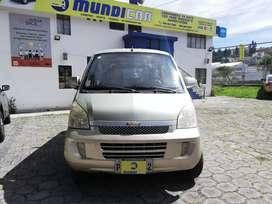 Chevrolet N300 pasajeros 2013
