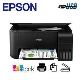 Epson Impresora Multifuncional, CON SISTEMA CONTINUO ORIGINA, NUEVA EN CAJA SELLADA segunda mano  Perú