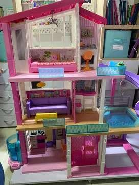 Casa de los Sueños Barbie