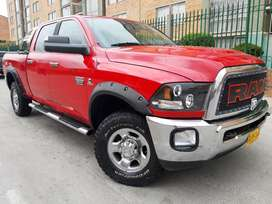 Dodge Ram Turbo Diesel Heavy Duty 2013