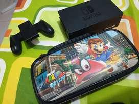 Nintendo Switch perfecto estado