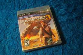 Uncharted 3 - Playstation 3
