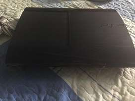 PS3 de 500 gb  + 1 mando en buen estado