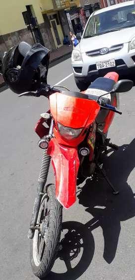 Moto thunder 250