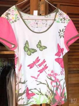 Camisa Gef Talla M
