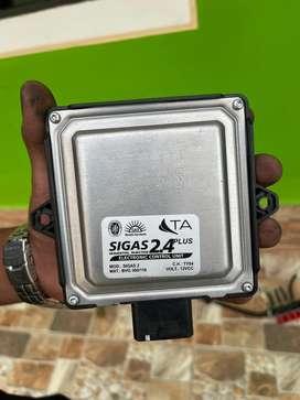 Computador gnv gas SIGAS 5ta generacion