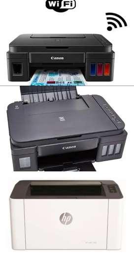 Impresoras laser y multifuncionales