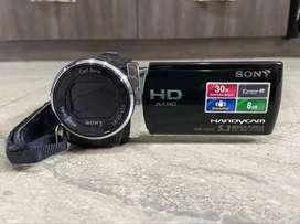 filmadora sony HD 5.3MegasPixeles