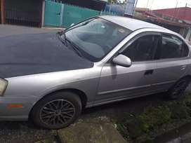 Vendo hunday elantra