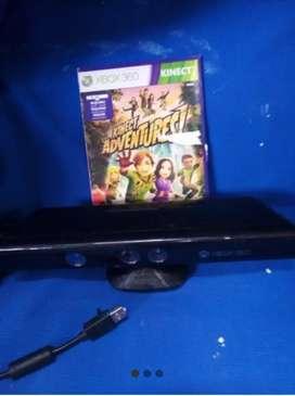 Kinect Xbox 360+Kinect adeventires original