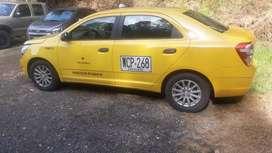 Vendo taxi Chevrolet élite. Exelente estado
