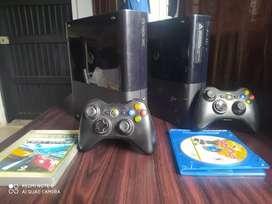 Xbox 360 Slim E usado