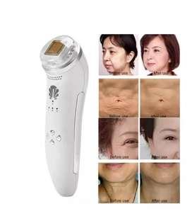 Masajeador facial radio frecuencia