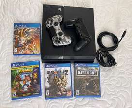 Se vende PS4