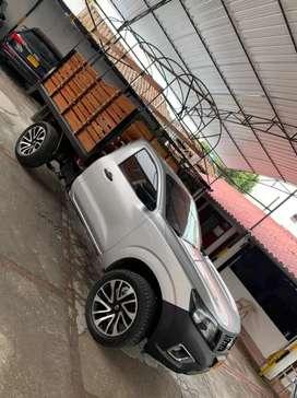 Nissan frontier 2020 diesel 4.4 estaca