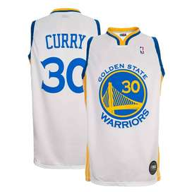 Camiseta Oficial NBA Golden State Warriors 30 Curry
