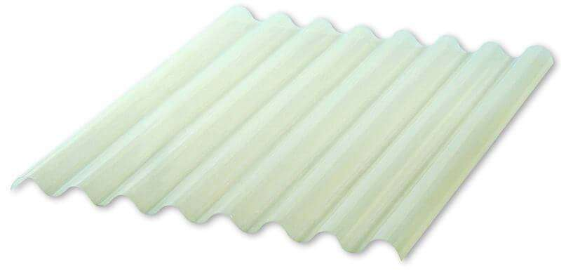 TEJA AJOVER RURAL HEAVY DUTY PVC Tipo de material: Tejas PVC 0