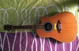 Vendo Guitarra Electroacústica