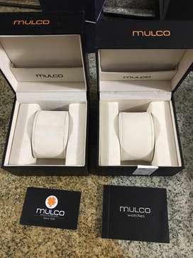 Estuche reloj Mulco