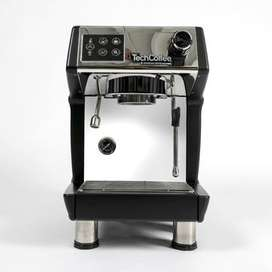 Maquina Cafe Italiana Nuevas / Capuchineras Espresso TechCoffee