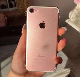 REMATO iphone usado 256gb gold rose