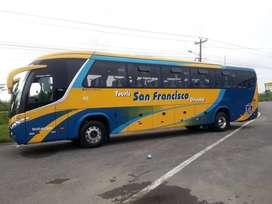 Bus Scania año 2018