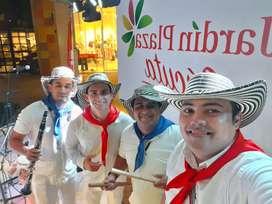 Show de Tamboras y Bandas Papayeras Disponible