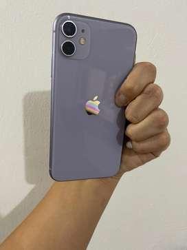 iPhone 11 Color Lila USADO - PRECIO NEGOCIABLE