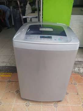 lavadora lg 31 libras