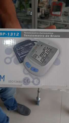 Se vende tensiometro digital para antebrazo de uso a toma corriente o con pilas de excelente calidad.