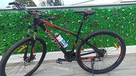 Bicicleta Venzo R29 talle M