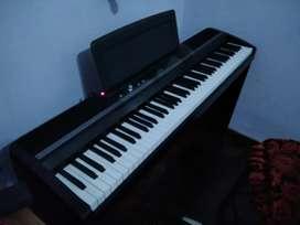 Piano Electrico Korg SP 170s con pedal sustain Korg original