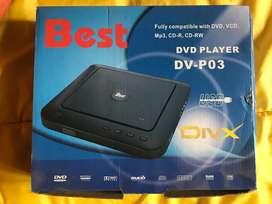 Dvd/Mp3 PERFECTO ESTADO