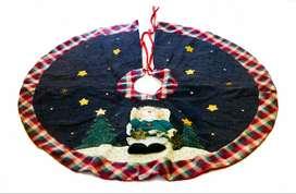 Pie de arbol de navidad